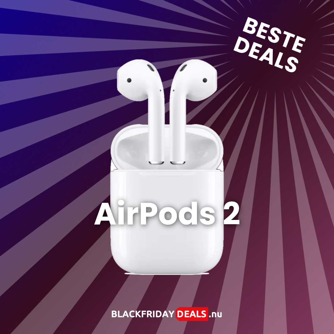 Apple Airpods 2 Black Friday