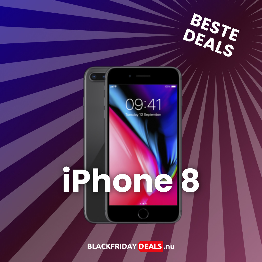 iPhone 8 Black Friday