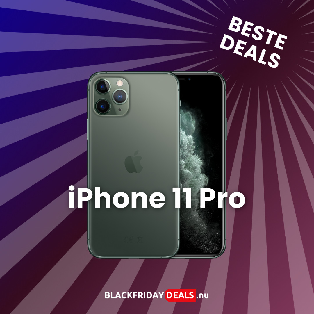 iPhone 11 Pro Black Friday