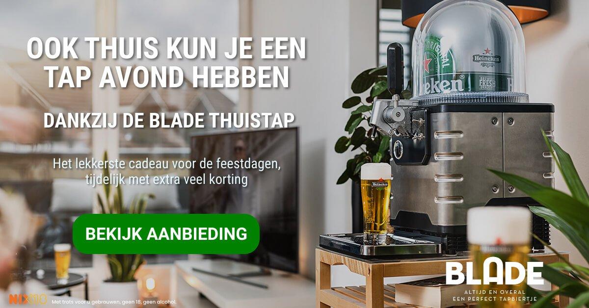 Heineken blade aanbieding