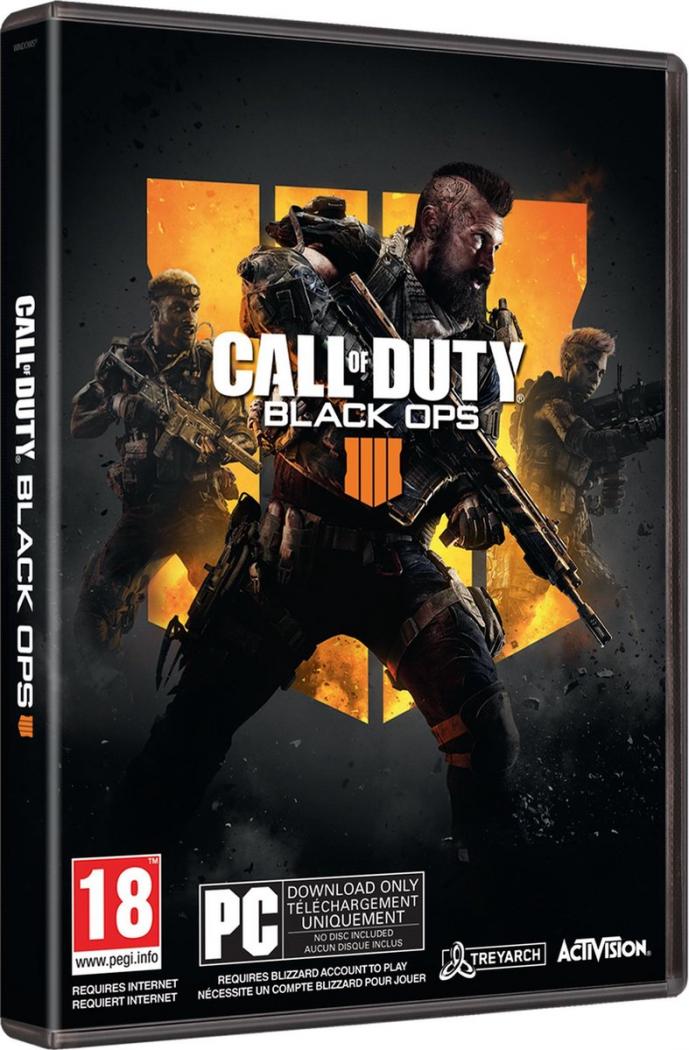 Black Ops 4 Pc kopen tijdens black friday vergelijk hier