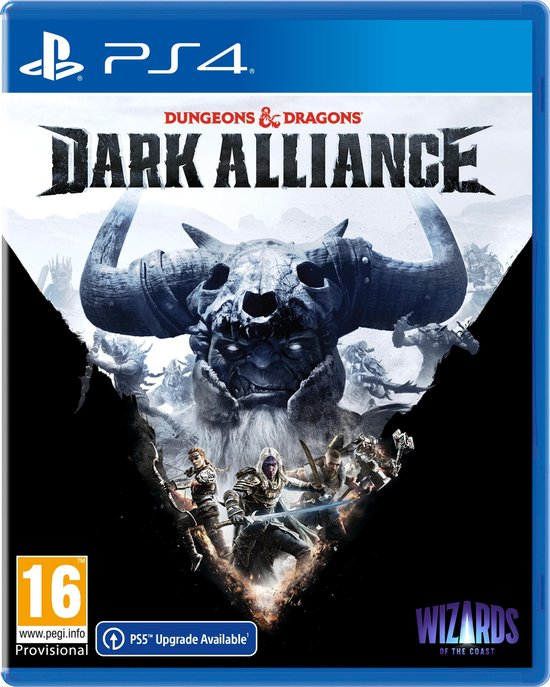 Dungeons & Dragons: Dark Alliance kopen tijdens black friday vergelijk hier