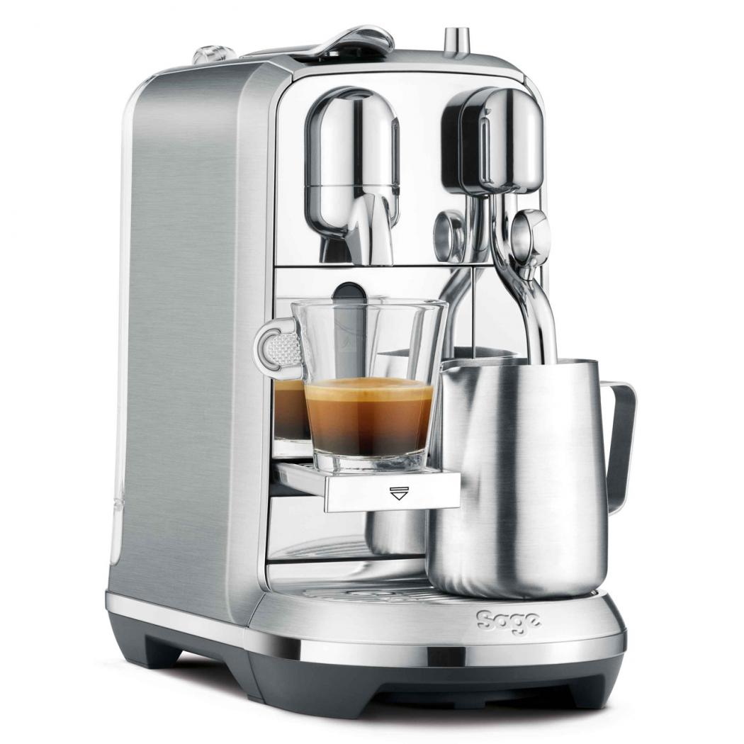 Nespresso Creatista Plus kopen tijdens black friday vergelijk hier