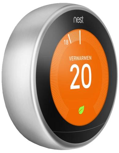 Nest Thermostat kopen tijdens black friday vergelijk hier