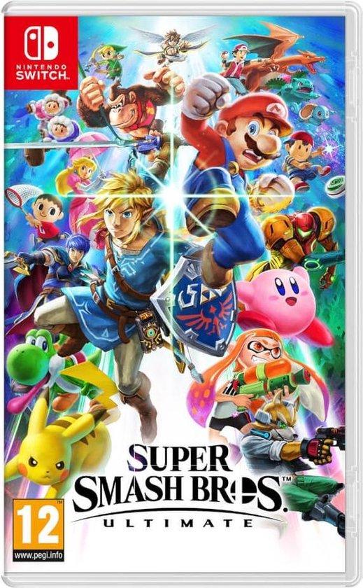 Nintendo Switch Super Smash kopen tijdens black friday vergelijk hier