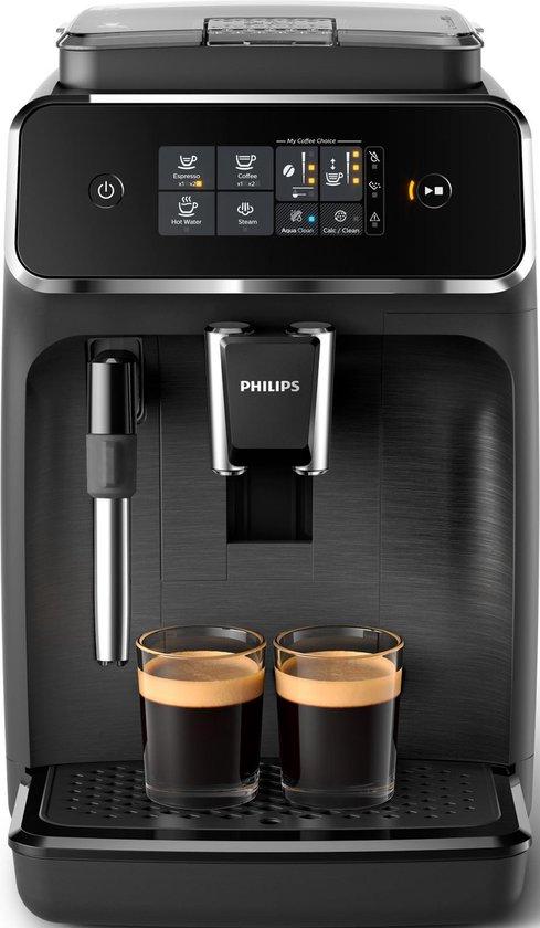 Philips EP2220 10 kopen tijdens black friday vergelijk hier