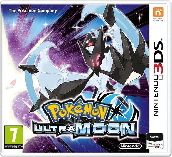 Pokemon Ultra Moon kopen tijdens black friday vergelijk hier