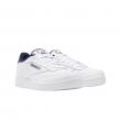 Wehkamp - Reebok Classics club c 85 sneakers wit/donkerblauw black friday deals