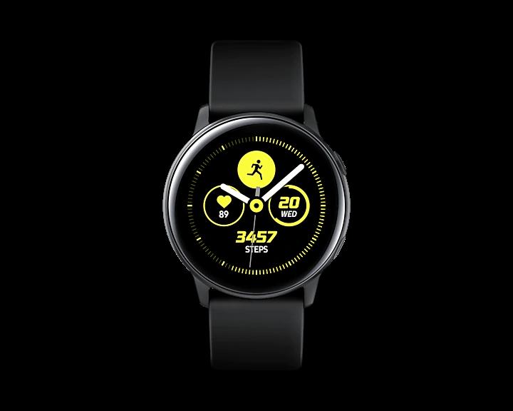Samsung Galaxy Watch Active kopen tijdens black friday vergelijk hier