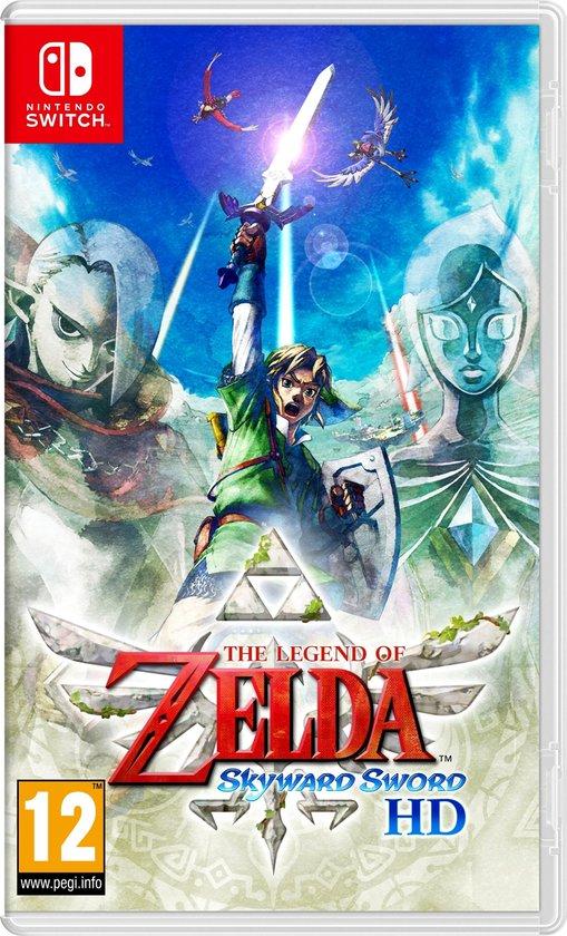 The Legend Of Zelda: Skyward Sword Hd kopen tijdens black friday vergelijk hier
