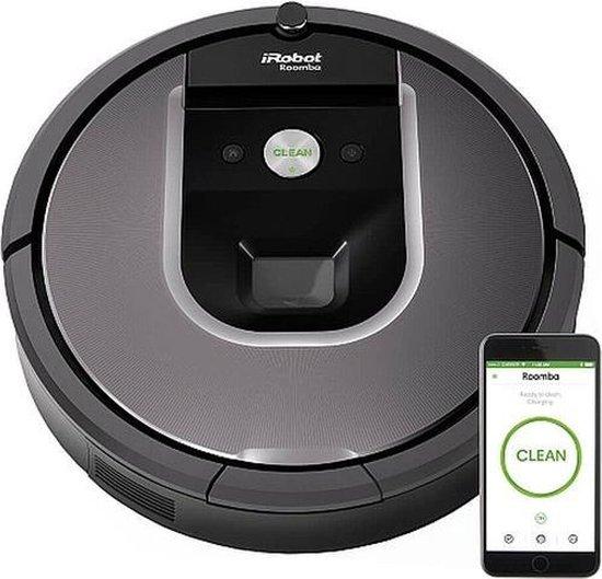 iRobot Roomba 960 kopen tijdens black friday vergelijk hier