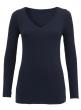 HEMA - Hema dames t-shirt donkerblauw black friday deals