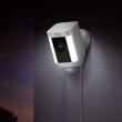 Amazon - Ring Spotlight Cam Wired van Amazon, HD-beveiligingscamera black friday deals