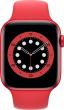 Bol.com - Apple Watch Series 6 – 40 mm – Rood black friday deals