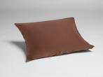 Yumeko - Kussensloop jersey chocolate brown black friday deals