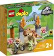 Bol.com - LEGO DUPLO T-Rex en Triceratops Dinosaurus Ontsnapping – 10939 – Multikleur black friday deals