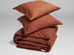 Yumeko - Overtrekset velvet flanel rusty red black friday deals