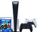 Coolblue - PlayStation 5 + F1 2021 + DualSense Controller Midnight Black black friday deals