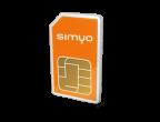 Simyo - 10 GB (6GB+4Gb Gratis) & 200 belminuten black friday deals